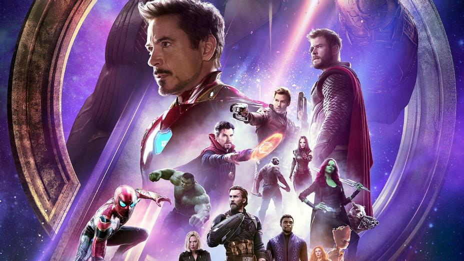 RealD Avengers Poster - H - 2018