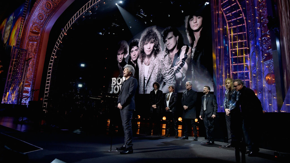 Rock and Roll Hall of Fame 2018 Induction - Getty - H 2018