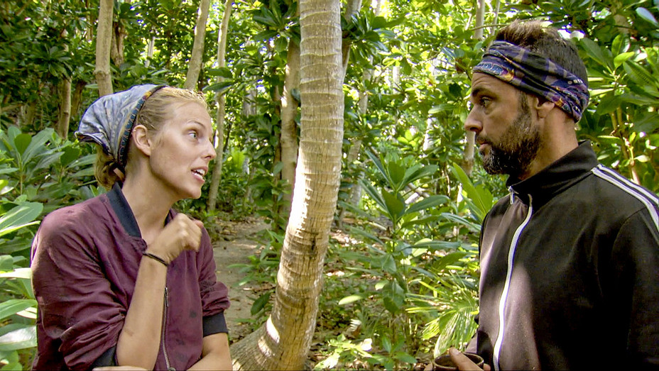 Survivor: Ghost Island - It's Like the Perfect Crime - Kellyn Bechtold and Domenick Abbate - Publicity-H 2018