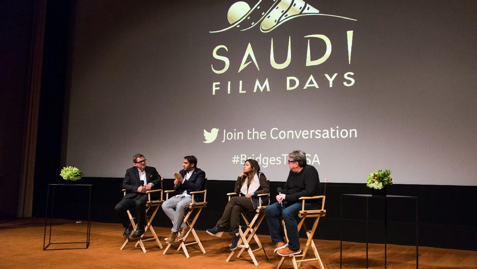 Saudi Art Days Conversation - Publicity - H 2018