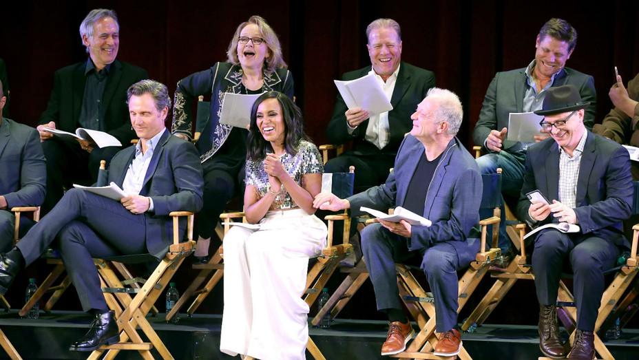 Scandal cast read - Getty - H 2018