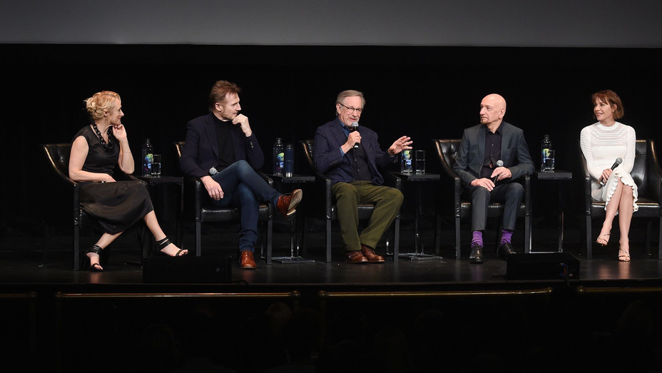 'Schindler's List' Tribeca reunion - H Getty 2018