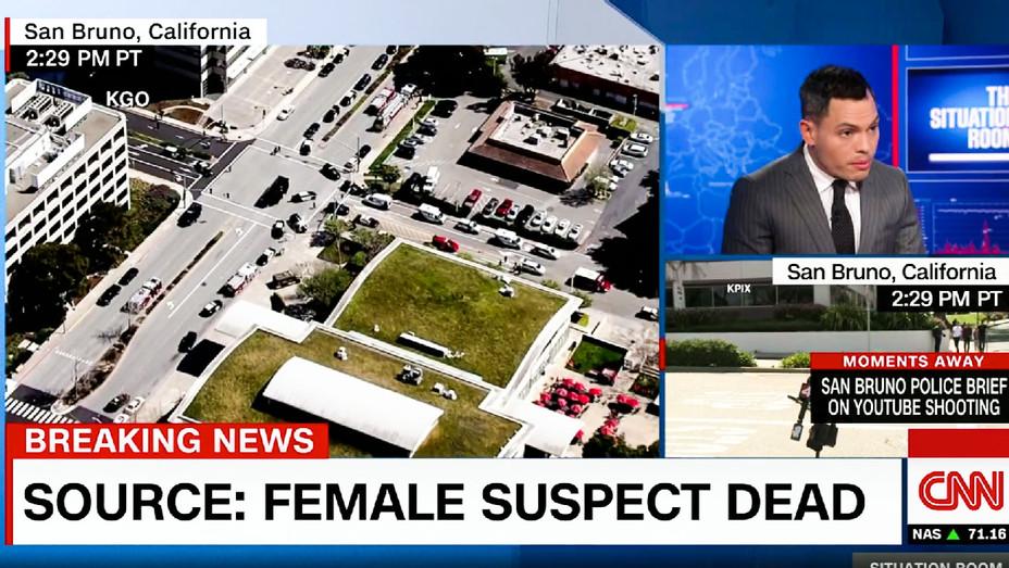 CNN HQ Shooter Announcement - Screenshot - H 2018
