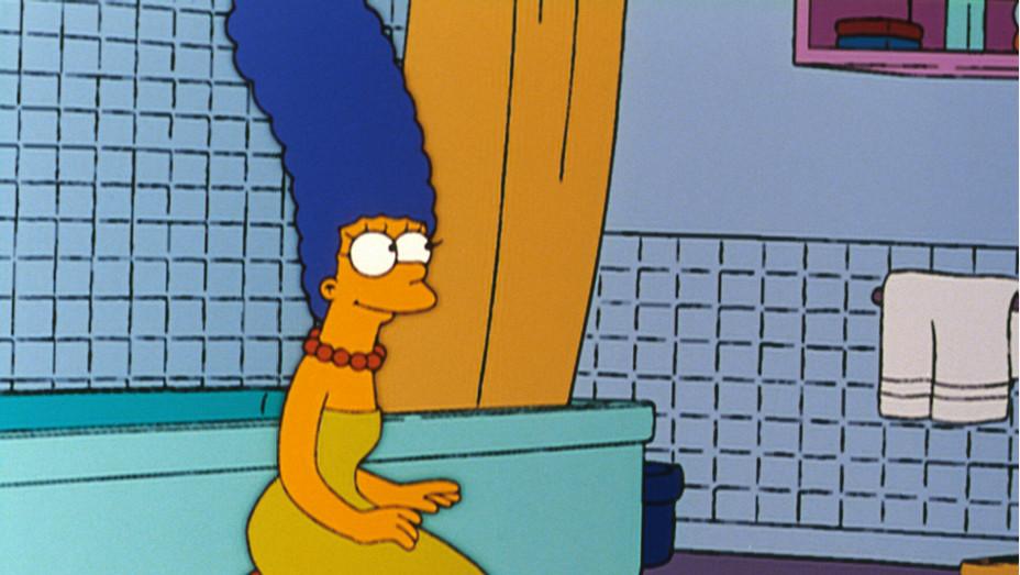 The Simpsons, circa 1990