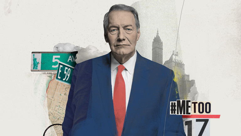 """Charlie Rose's Life Now: """"Broken,"""" """"Brilliant"""" and """"Lonely"""""""