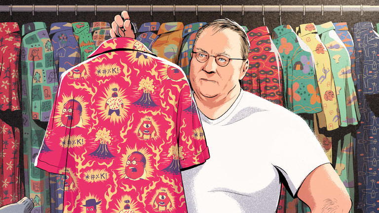 """""""He Who Must Not Be Named"""": Can John Lasseter Ever Return to Disney?"""