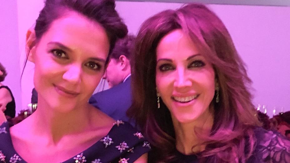 Katie Holmes and Nannette de Gaspe - Publicity - H 2018