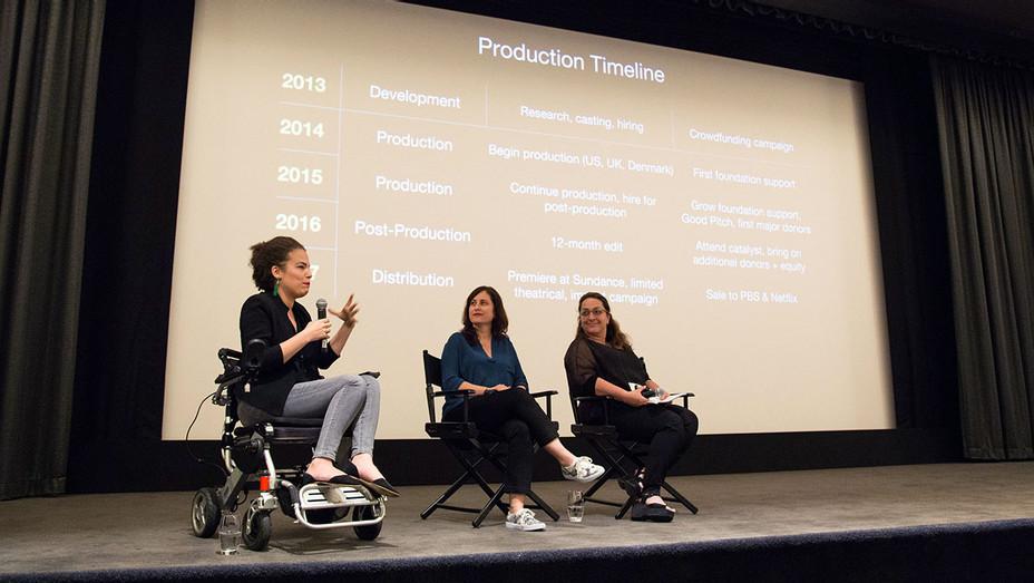WIF & Sundance Institute Financing Intensive - Publicity - H 2018