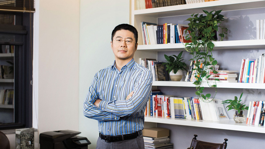 Meet Seven Gatekeepers to China -Edward Cheng - Photographed by Jasper James - H 2018