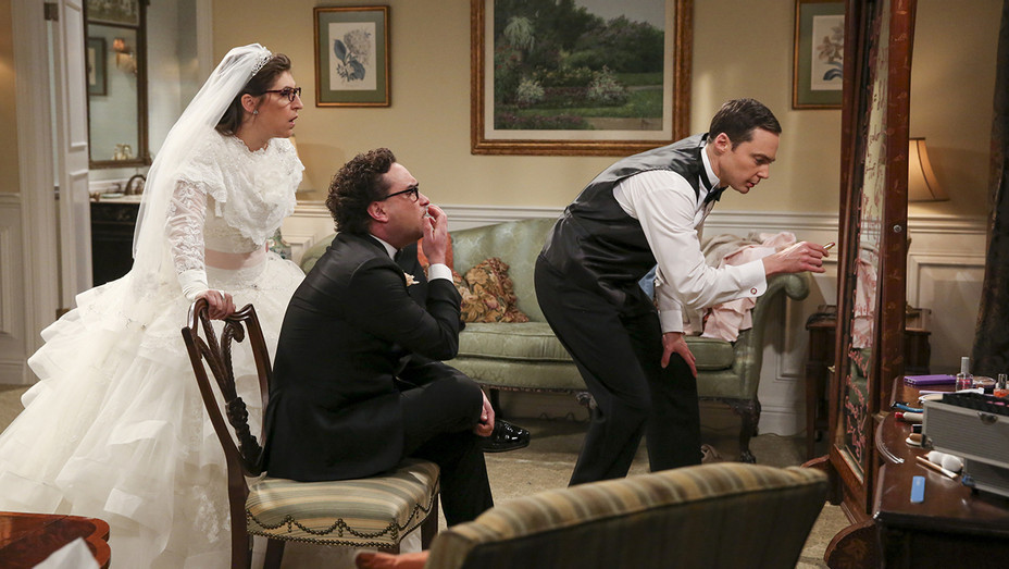 Big Bang Theory Bow Tie Asymmetry Episodic 4 - Publicity - H 2018