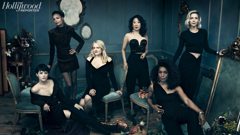 """It's a Revolution"": The Hollywood Reporter Drama Actress Roundtable"