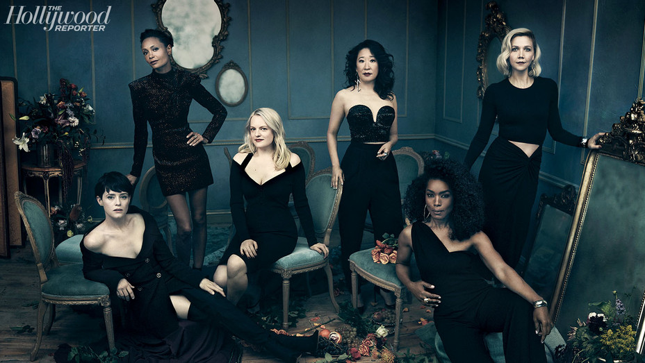 THR - The Actress Roundtable - Photographed by Miller Mobley  - SPLASH 2018