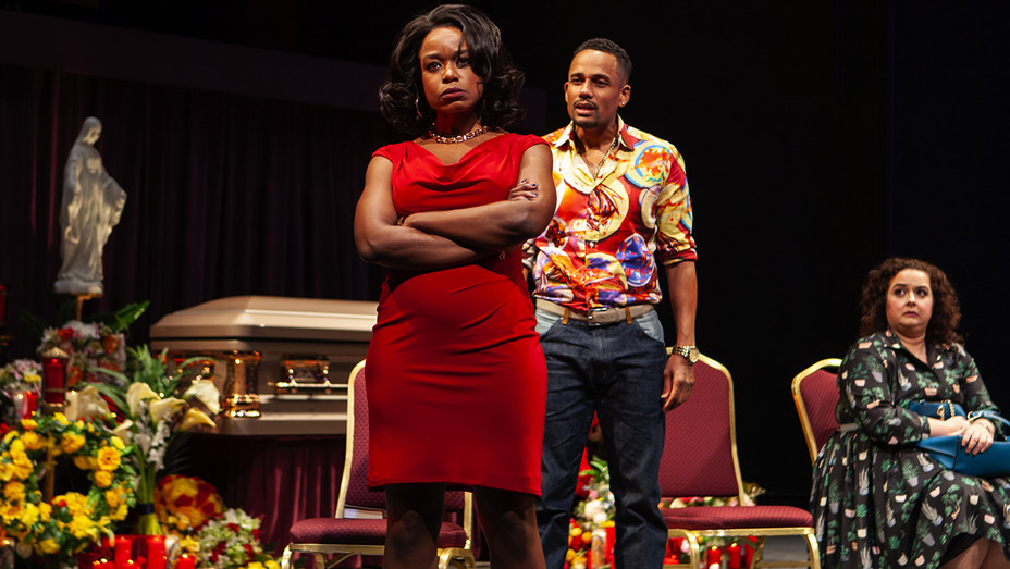 Our Lady of 121st Street Production Still 2 - Publicity - H 2018