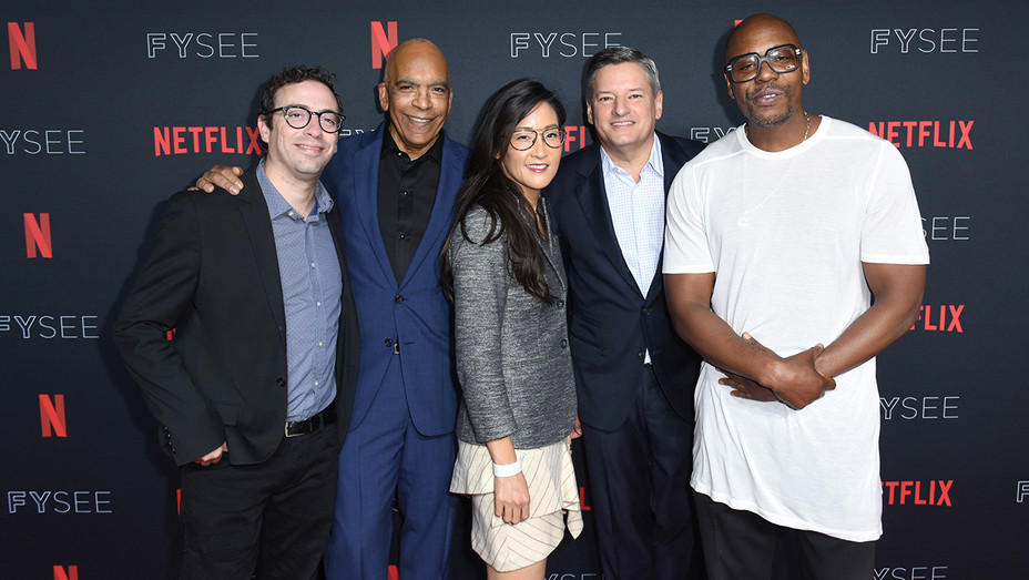 FYSee Kick Off Party Raleigh Studios Netflix - Getty - H 2018