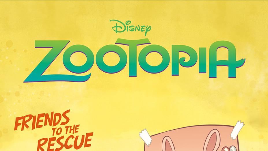 Zootopia Comic Cover - Publicity - P 2018