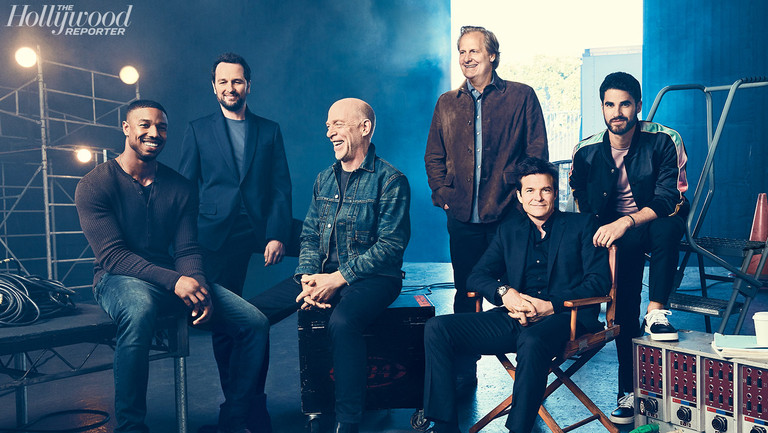 <p>The men of <em>The Hollywood Reporter</em>&rsquo&#x3B;s annual television Drama Actor Roundtable discussed everything from&nbsp&#x3B;gender pay parity to penis prosthetics.</p>