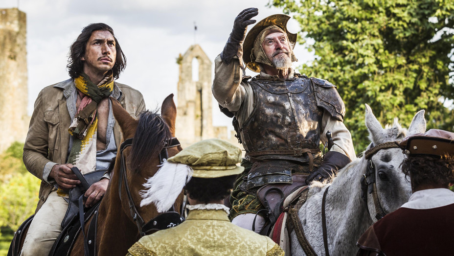 Cannes - OUT OF COMPETITION - The Man Who KilledDon Quixote Still 1 - Publicity -H 2018