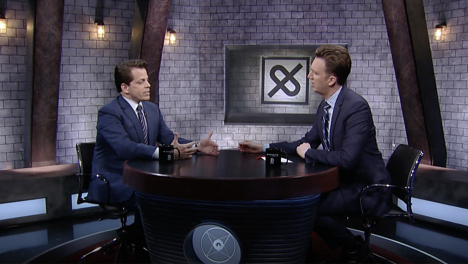 Anthony Scaramucci on Jordan Klepper - Screengrab - H 2018