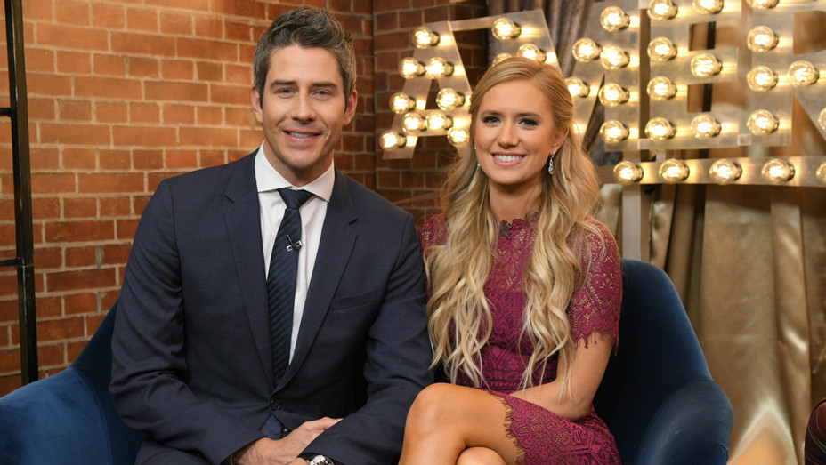 Bachelor Arie Luyendyk Jr. and Lauren Burnham Getty - H