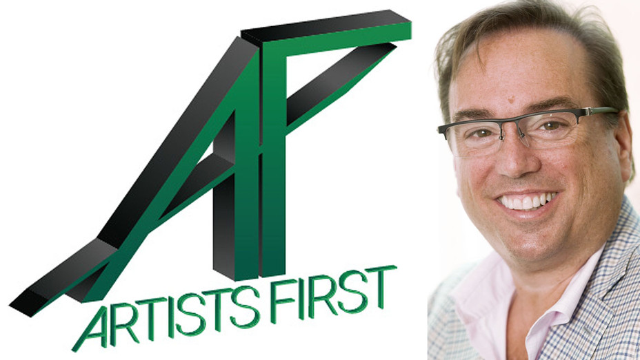 Artist First logo and Split with Peter Principato - H 2018