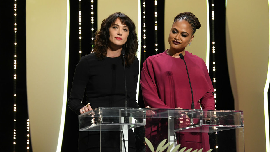 Asia Argento Ava DuVernay - Getty - H 2018
