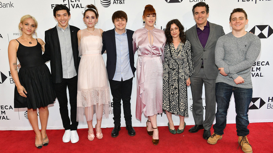 'All These Small Moments' Cast at Tribeca Film Festival - H Getty 2018