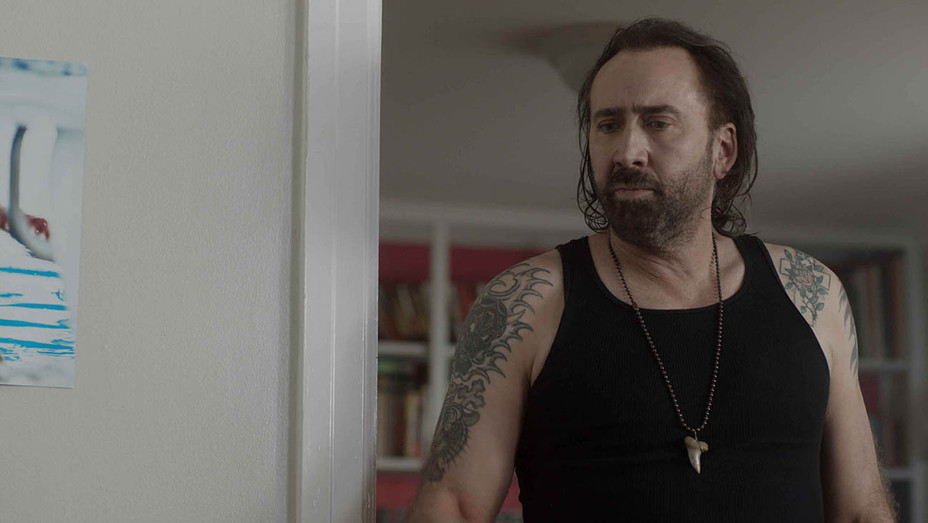 Nic Cage in Between Worlds - Publicity - 2018