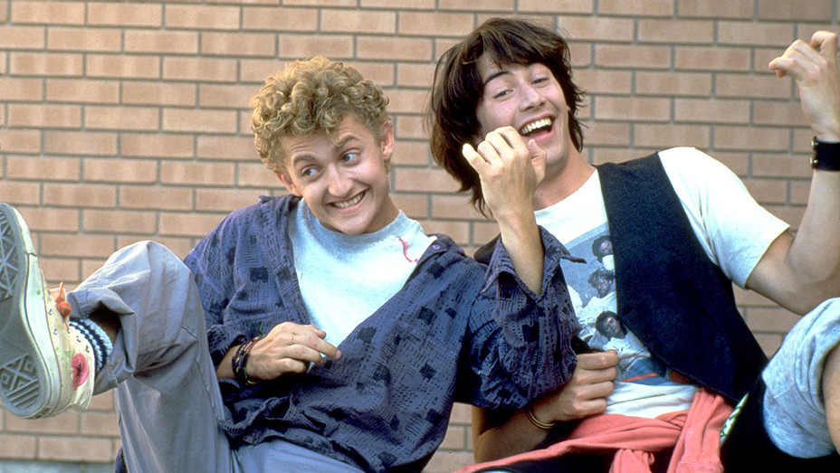 Bill and Ted's Excellent Adventure (1989) - Photofest-H 2018