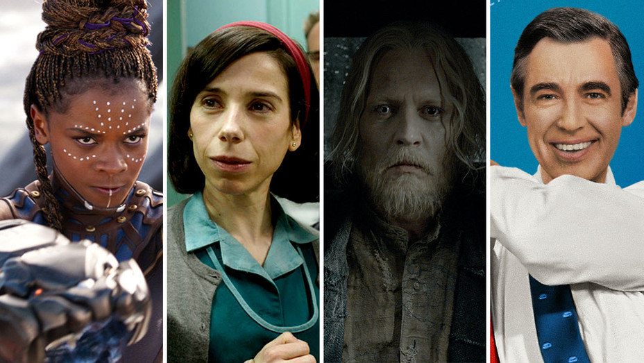 Black Panther -The Shape of Water-Fantastic Beasts-Wont You Be Neighbor-Split-H 2018