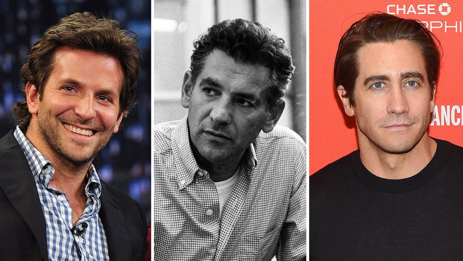 Bradley Cooper_Leonard Bernstein_Jake Gyllenhaal_Split - Getty - H 2018
