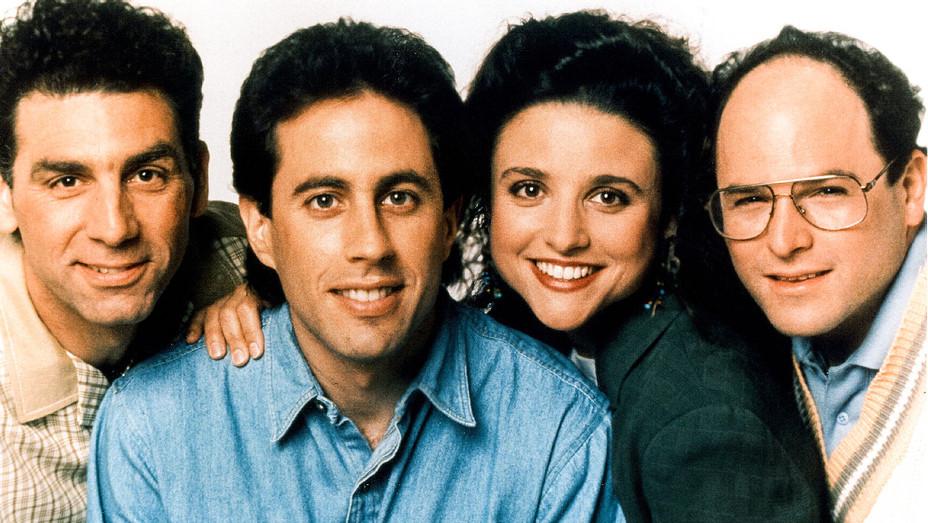 Seinfeld Cast Promo - Photofest - H 2018