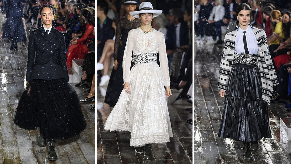 Christian Dior Couture_Runway - Getty - H 2018