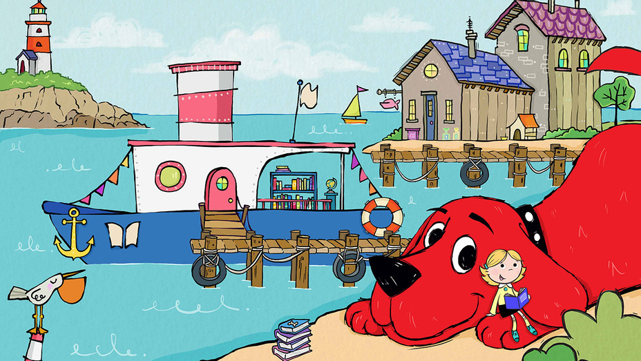 Clifford the Big Red Dog - H Publicity 2018