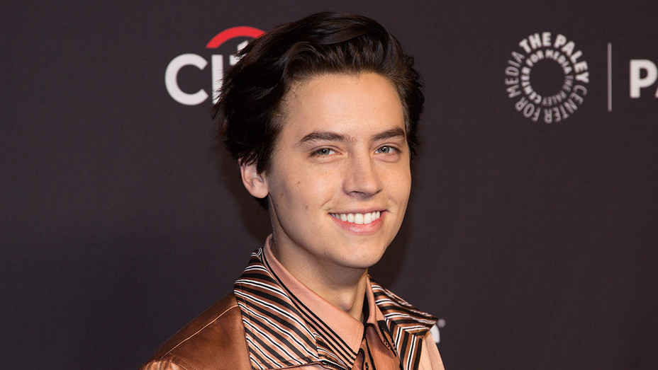 Cole Sprouse - Getty - H 2018
