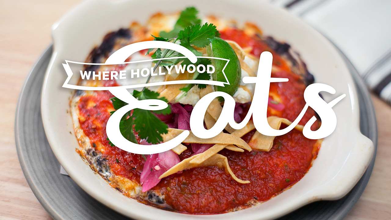 Cookshop: Where Hollywood Eats in New York City