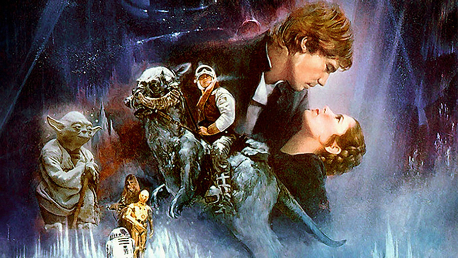 Star Wars The Empire Strikes Back Poster - Publicity - H 2018