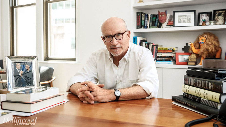Creative Space - Alex Gibney - Photographed by Dustin Cohen - H 2018