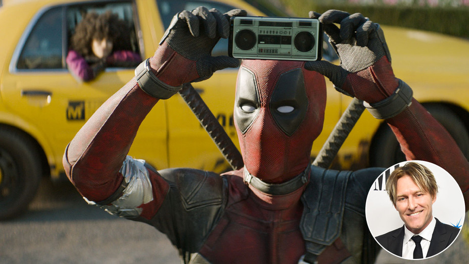 Deadpool 2 and Tyler Bates - Inset - Getty - H 2018