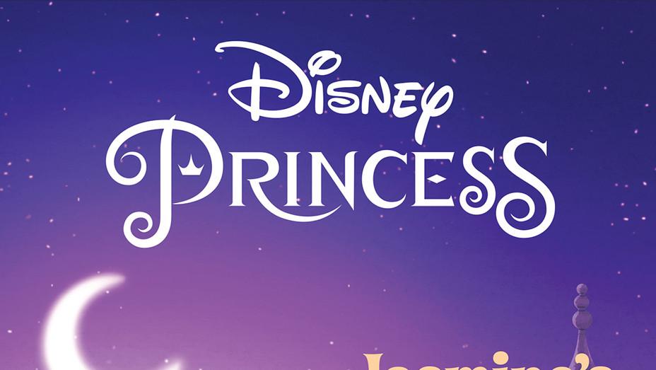 Disney Princess Jasmine Cover - Publicity - P 2018