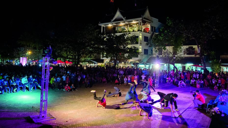 Luang Prabang Film Festival - Publicity - H 2018