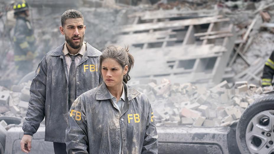 FBI - Missy Peregrym and Zeeko Zaki- Publicity-H 2018