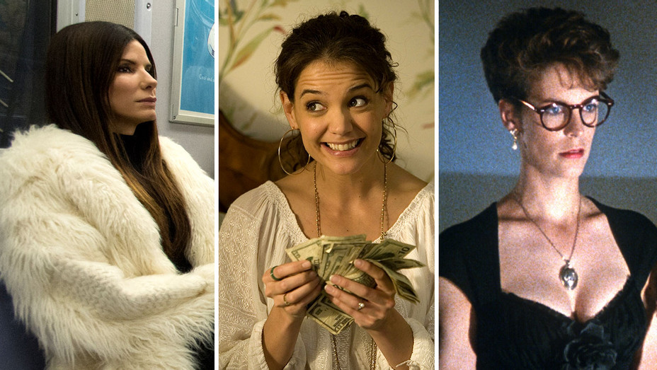 Female Led Heist Movies -Ocean's 8, Mad Money and A Fish Called Wanda - Split-H 2018