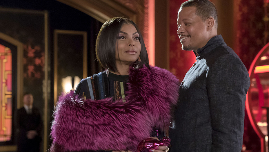 Empire Taraji P. Henson Terrence Howard Episodic - Publicity - H 2018