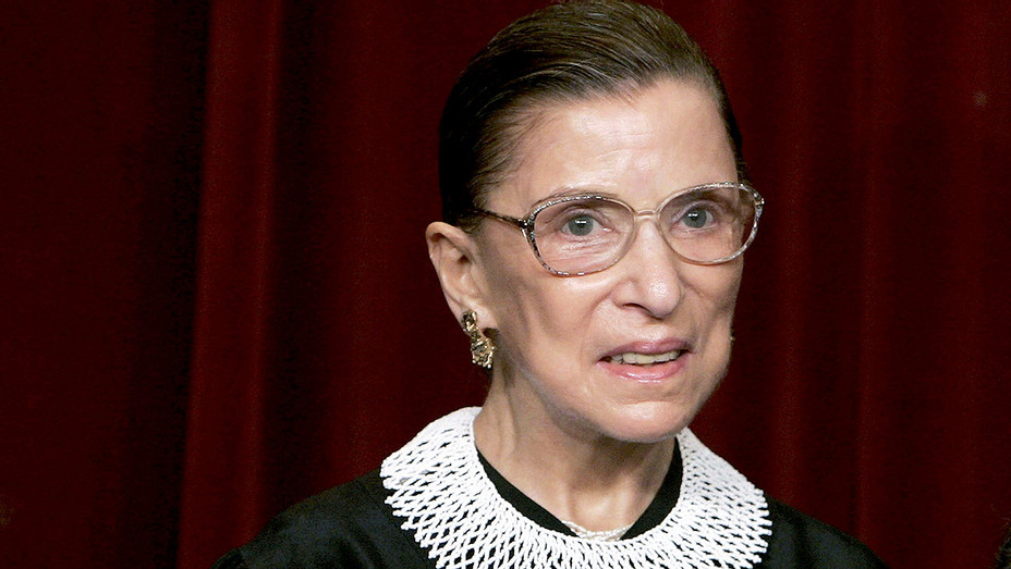 U.S. Supreme Court Justice Ruth Bader Ginsburg -March 3, 2006-Getty-H 2018