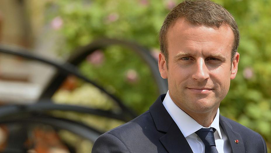 President Emmanuel Macron -June 21, 2017 - Getty-H 2018