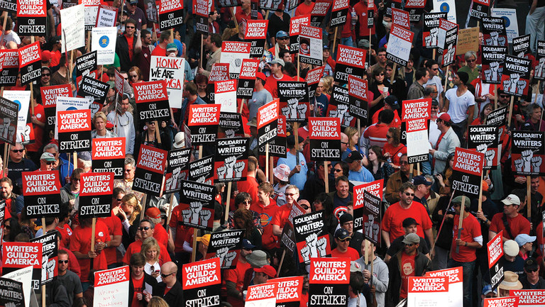 100 Days That Changed Hollywood: The Writers Strike, 10 Years Later