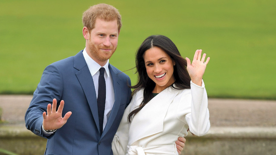 Prince Harry and Meghan Markle - 2017 Engagement Announcement - Getty - H 2018