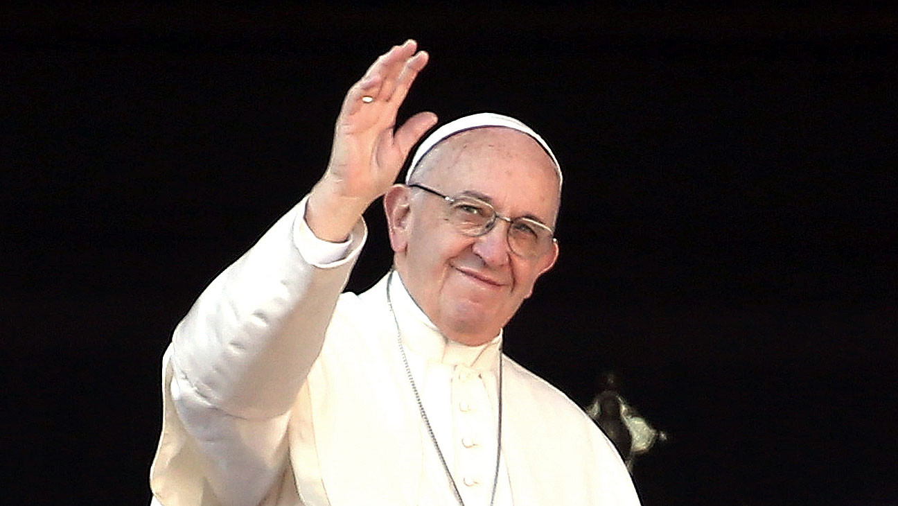 Pope Francis Endorses Same-Sex Civil Unions in New Documentary