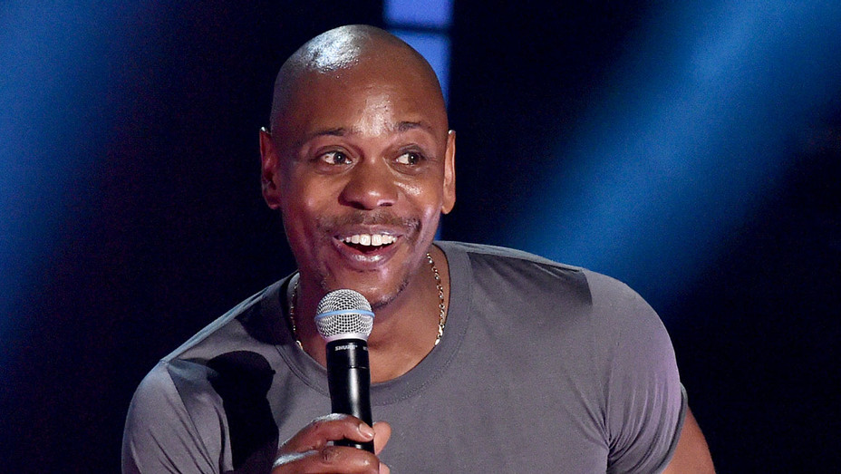 Emmy Winners List - 2017 - Dave Chappelle performs onstage Controlled Danger- Getty - H 2018