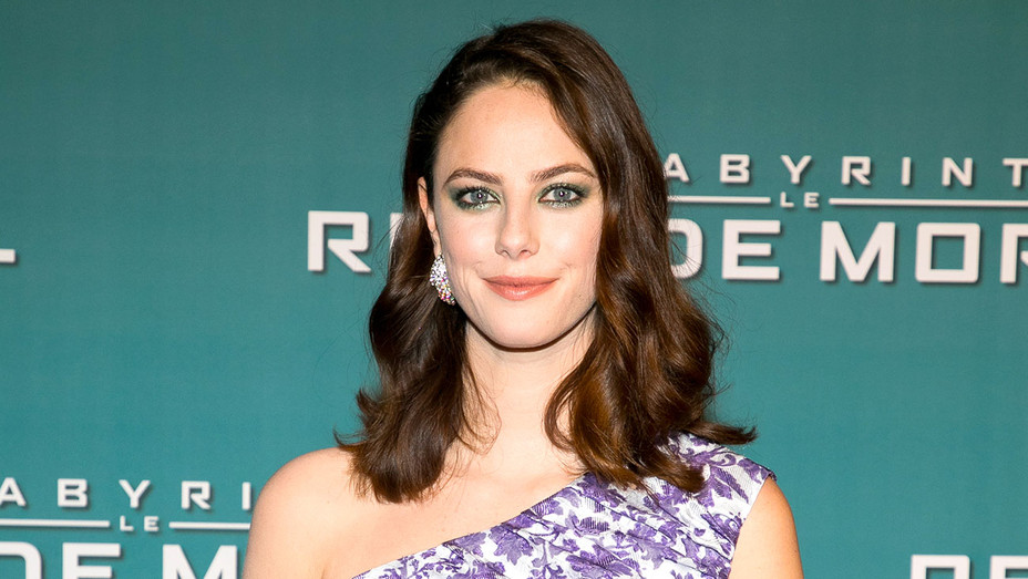 Kaya Scodelario attends the Maze Runner The Death Cure Premiere - Getty-H 2018